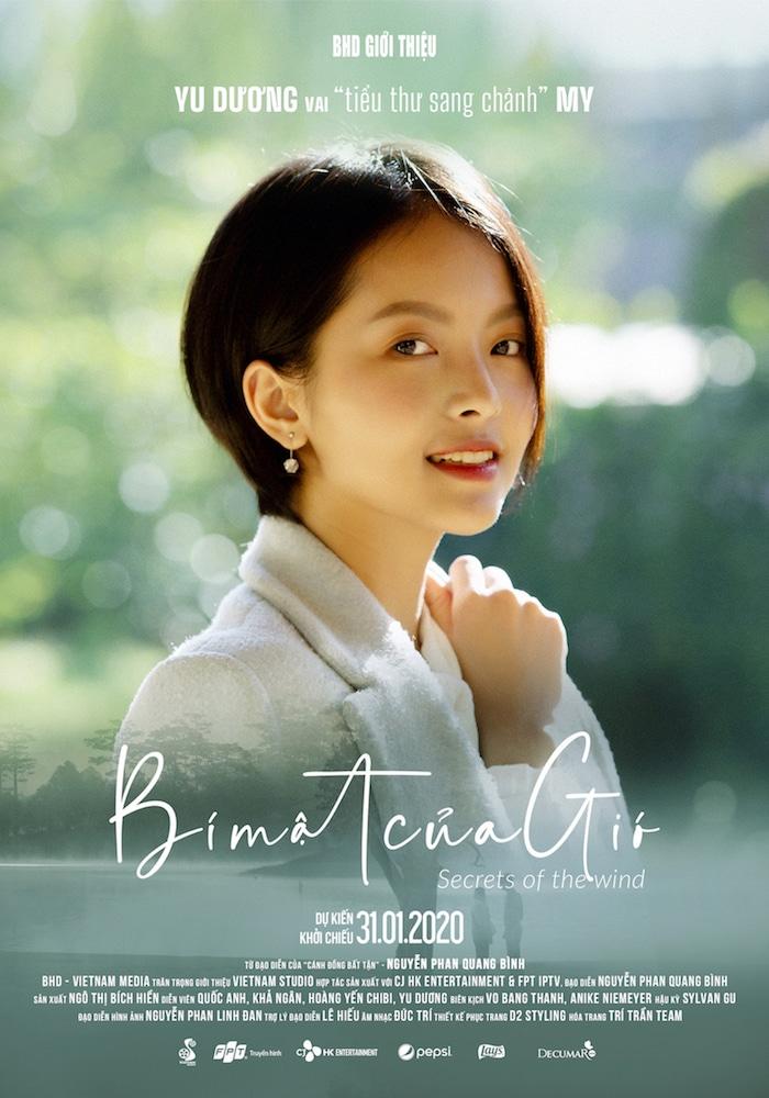 Yu Dương vai My (tiểu thư sang chảnh)
