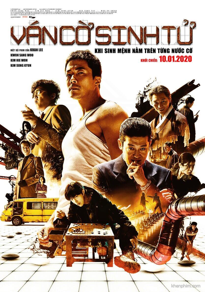 Poster phim Ván Cờ Sinh Tử