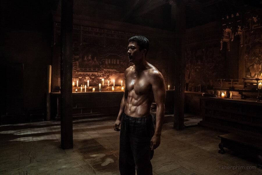 Kwon Sang Woo xuất hiện đầy nam tính trong phim Ván Cờ Sinh Tử