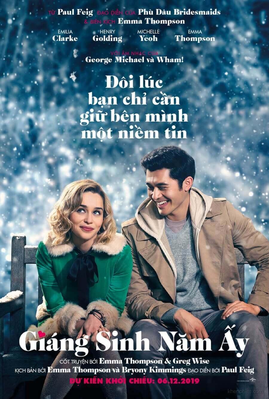 Poster phim Last Christmas