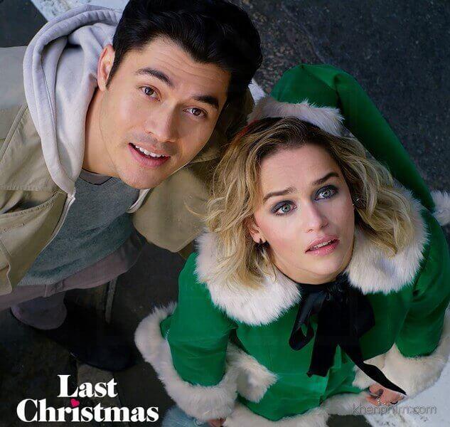 Tom và Kate trong phim Last Christmas