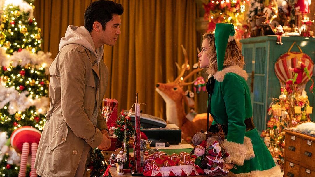 Banner bài review phim Last Christmas Giáng Sinh Năm Ấy