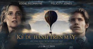 Banner review phim Kẻ Du Hành Trên Mây