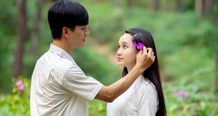 Review phim Mắt Biếc: Âm nhạc sâu lắng, màu phim tươi tắn