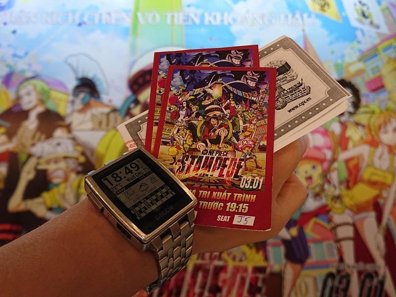 Vé xem phim One Piece: Stampede