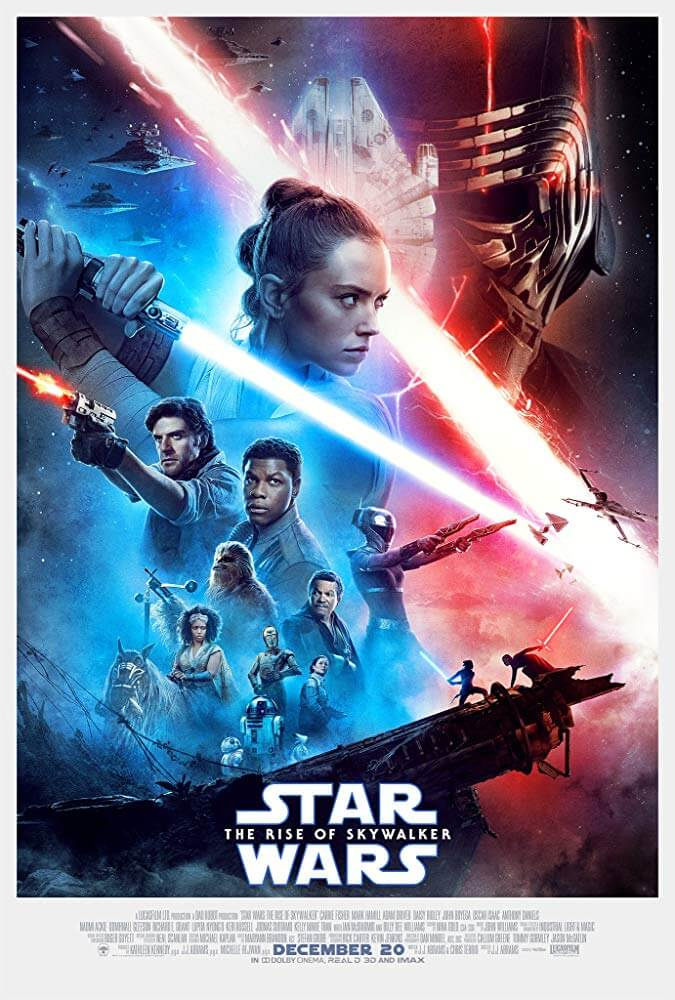 Poster phim Star Wars: Episode IX