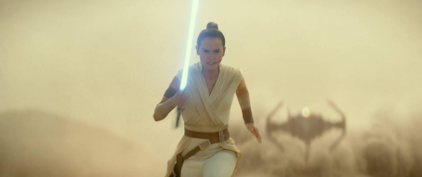 Các pha hành động trong phần 9 của Star Wars diễn ra thiếu độ hấp dẫn