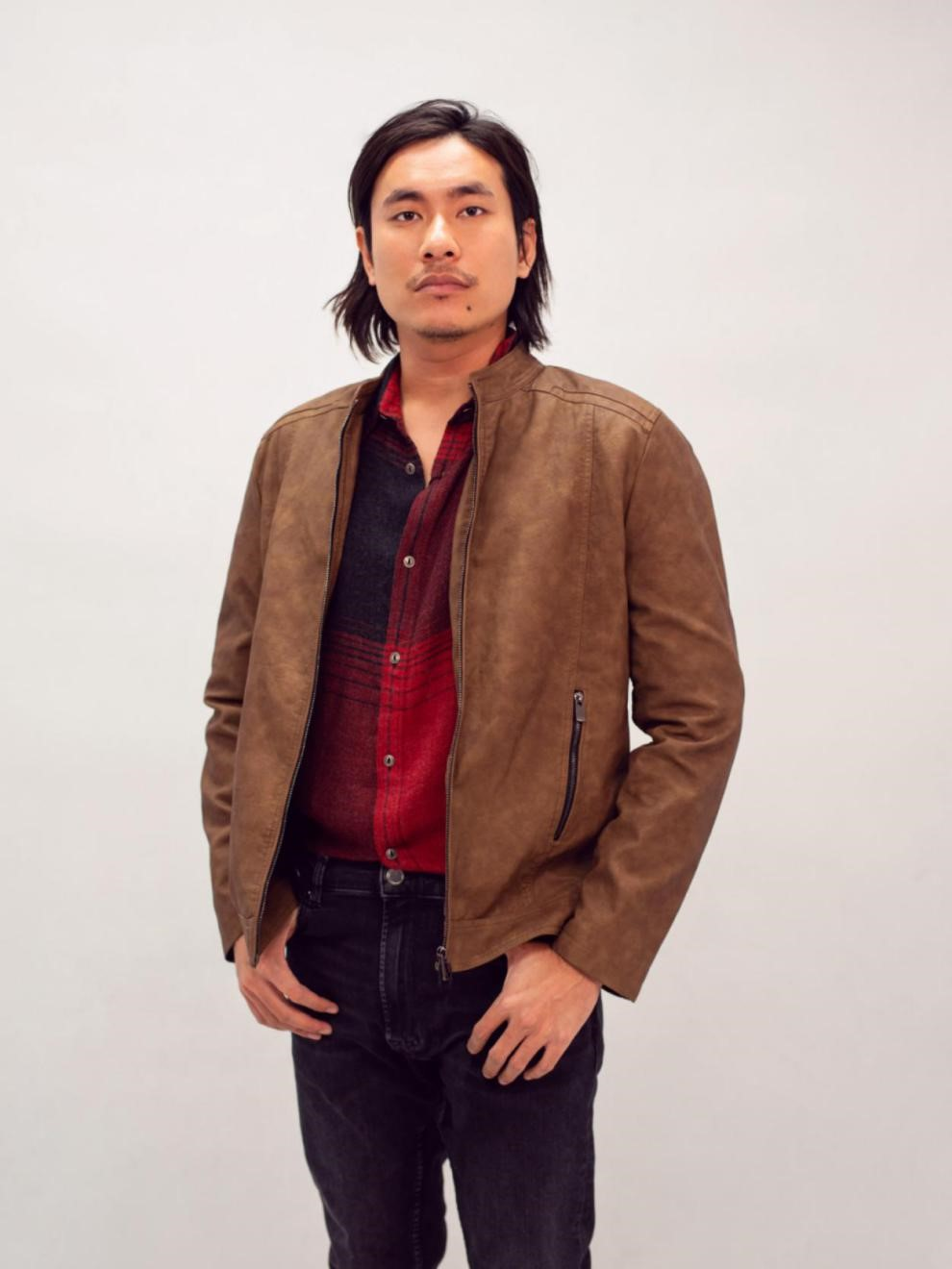 Diễn viên Kiều Minh Tuấn