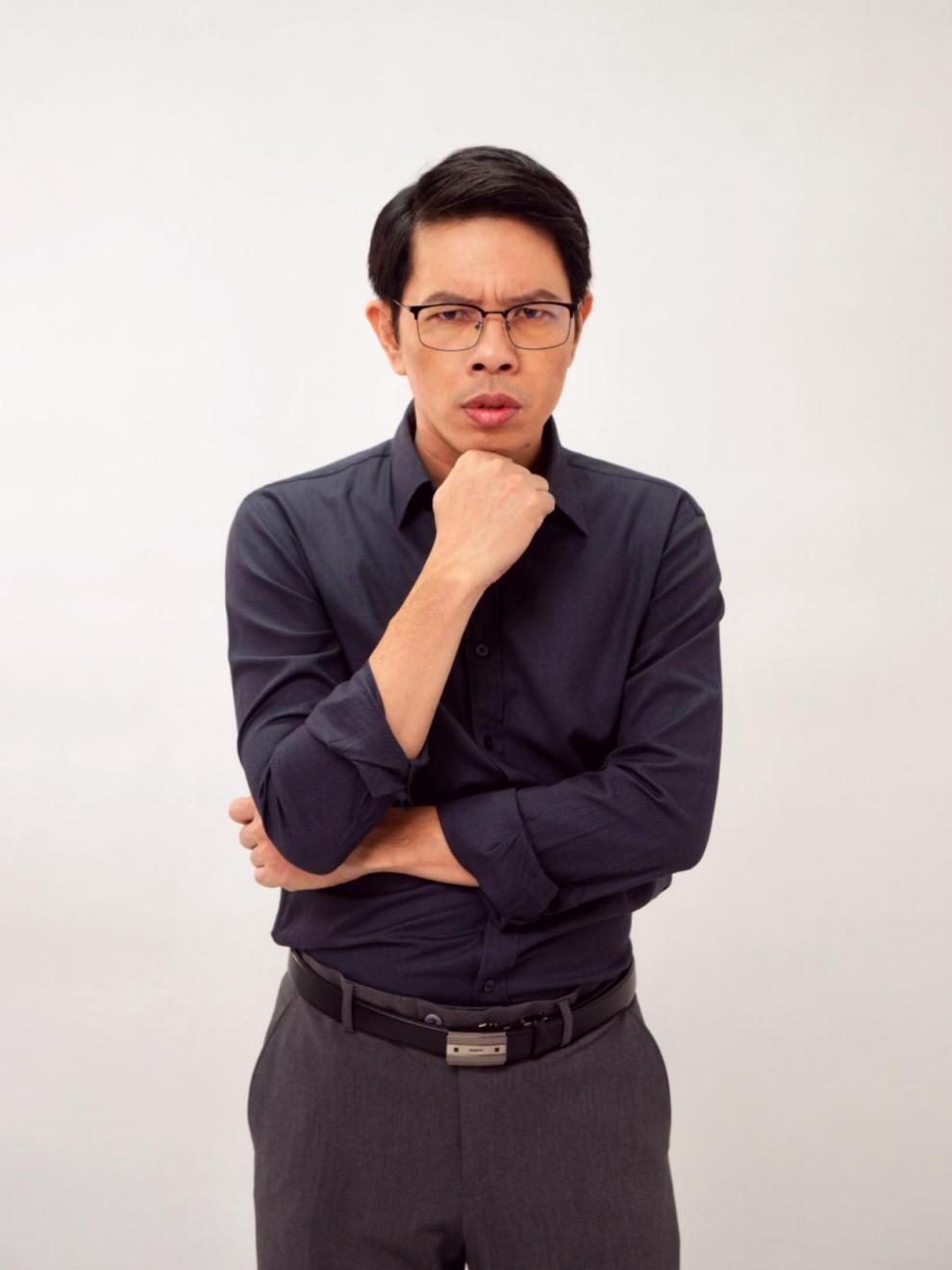Diễn viên Thái Hoà
