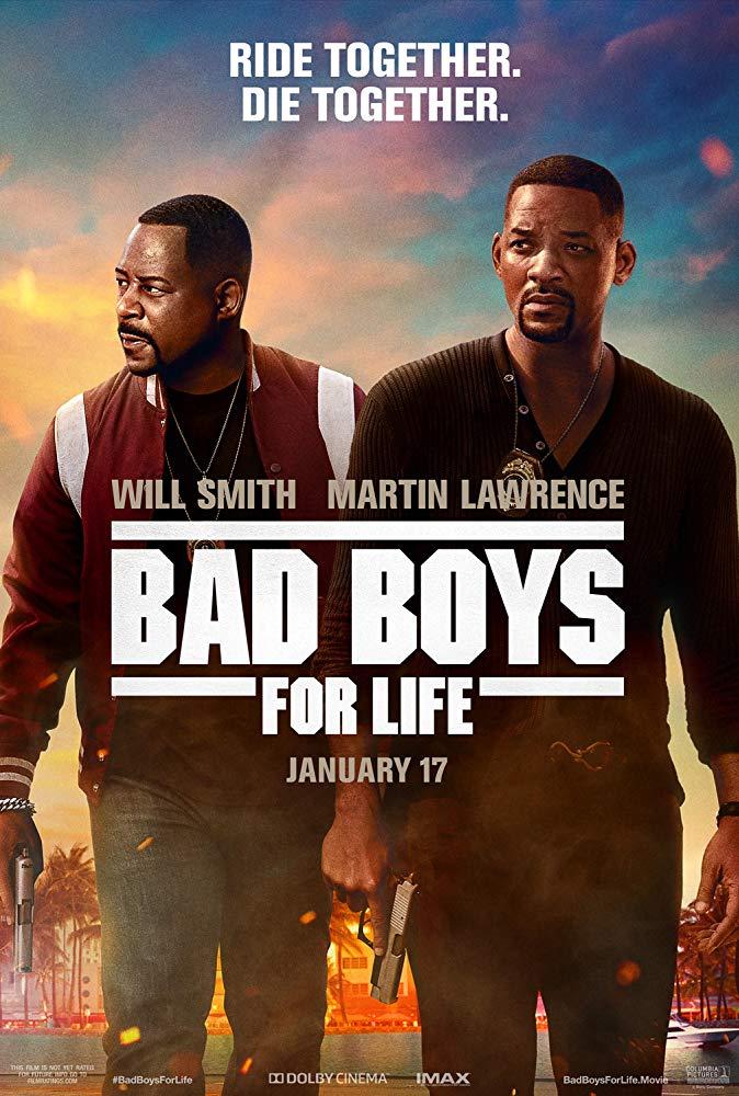 Poster phim Bad Boys for Life (Những Gã Trai Hư Trọn Đời)