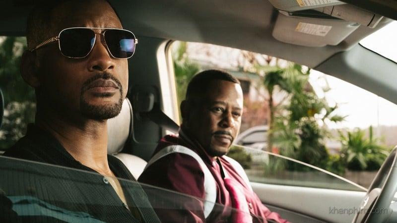 Nhân vật Marcus (Martin Lawrence) sẽ là cây hài chính của phim Bad Boys for Life