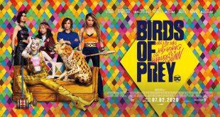 Banner review phim Birds of Prey