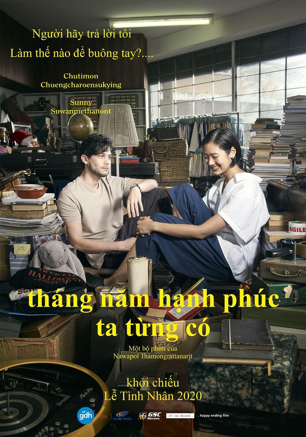 Poster phim Tháng Năm Hạnh Phúc Ta Từng Có