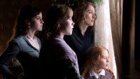Banner review phim Little Women (Những Cô Gái Bé Nhỏ)