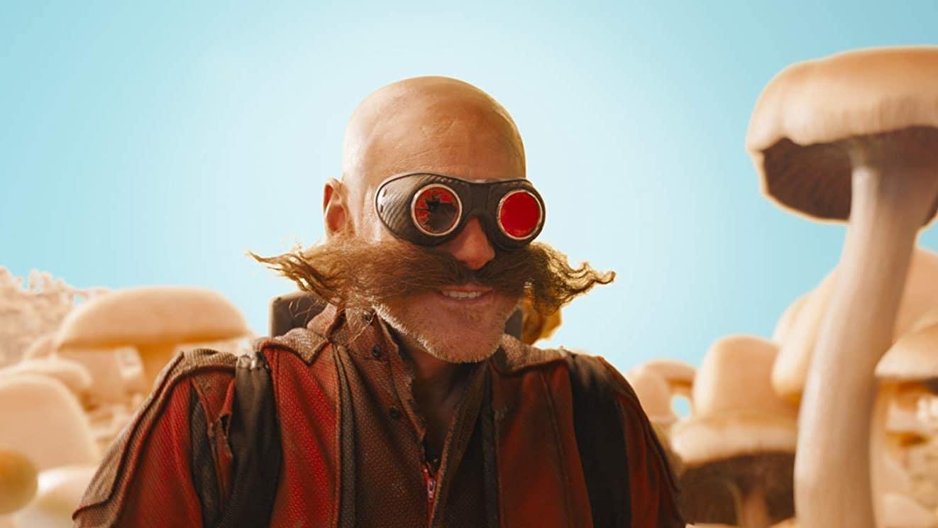 Gã tiến sĩ tưng tửng trong phim Nhím Sonic
