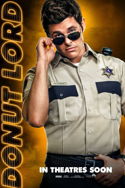 Anh chàng cảnh sát có tâm với nghề