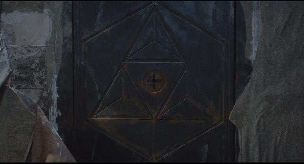 Cánh cửa dẫn vào căn phòng cám dỗ