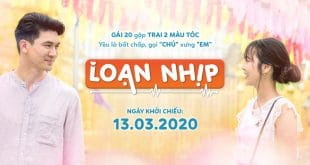 Banner review phim Loạn Nhịp - Heartbeats