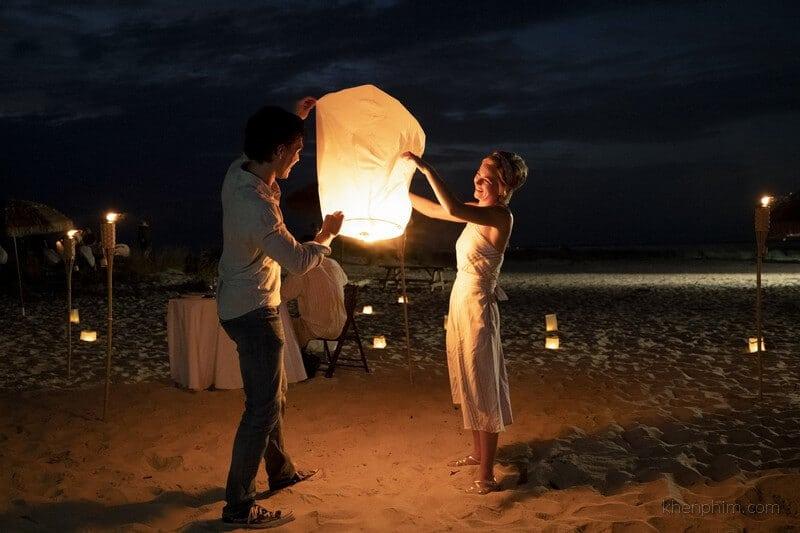 Jeremy và Melissa đã có những giây phút hạnh phúc trước khi sóng gió ập tới - Vì anh vẫn tin