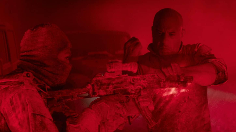 Phim có nhiều cảnh hành động mãn nhãn - Bloodshot