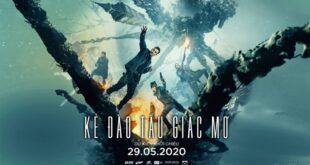 Banner đánh giá phim (review) Kẻ Đào Tẩu Giấc Mơ