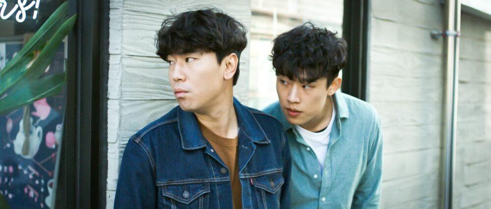 2 thanh niên tò mò nhất phim Ẩn Danh