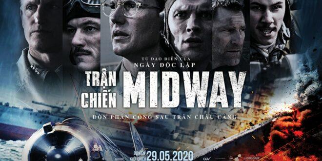 """Review phim Trận Chiến Midway: Nhiều súng quá trời """"quơi"""""""