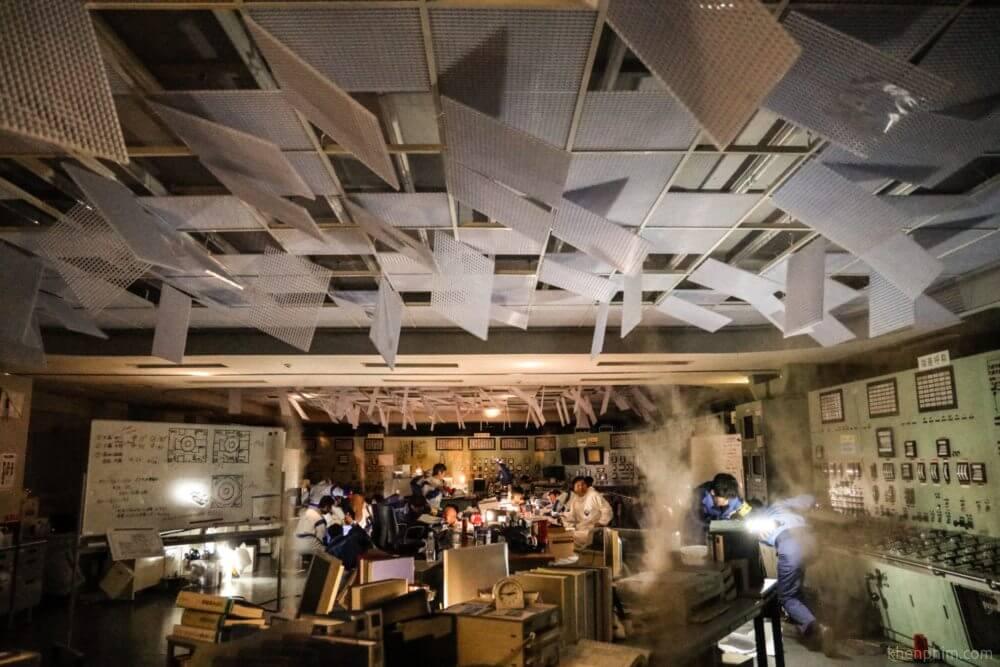 Động đất xảy ra làm hư hại hệ thống làm mát của nhà máy điện hạt nhân