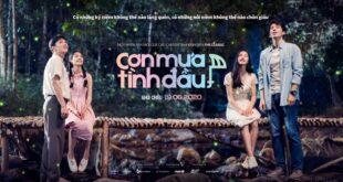 Banner review phim Cơn Mưa Tình Đầu (Classic Again)