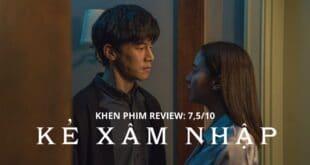 Banner review phim Kẻ Xâm Nhập