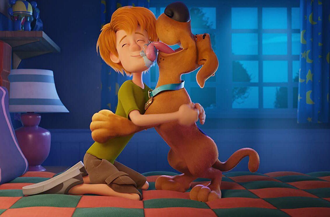 Scooby-doo trong hình dạng 3D trông sống động hơn nhiều so với bản 2D trên truyền hình
