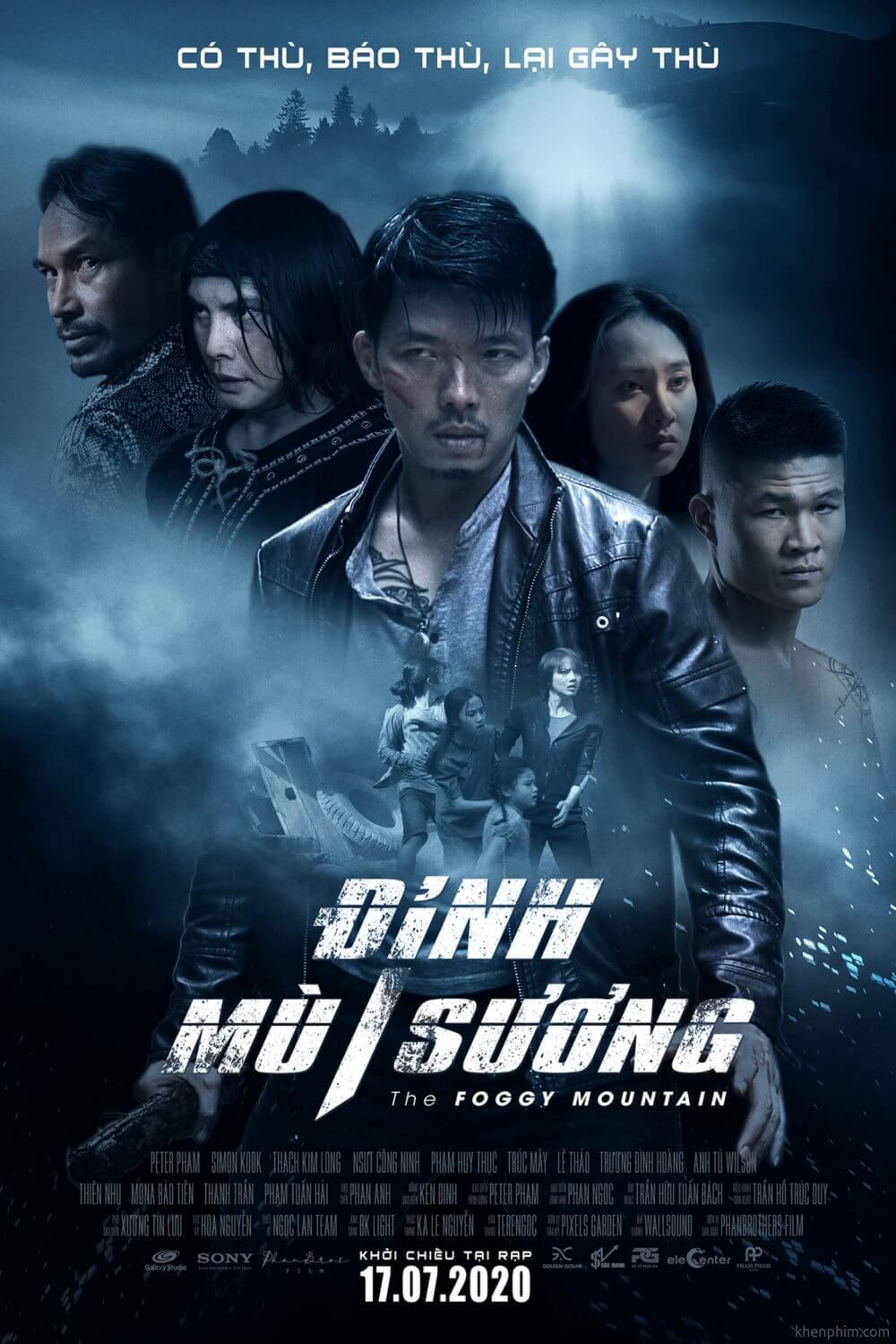 Poster phim Đỉnh Mù Sương (The Foggy Mountain)