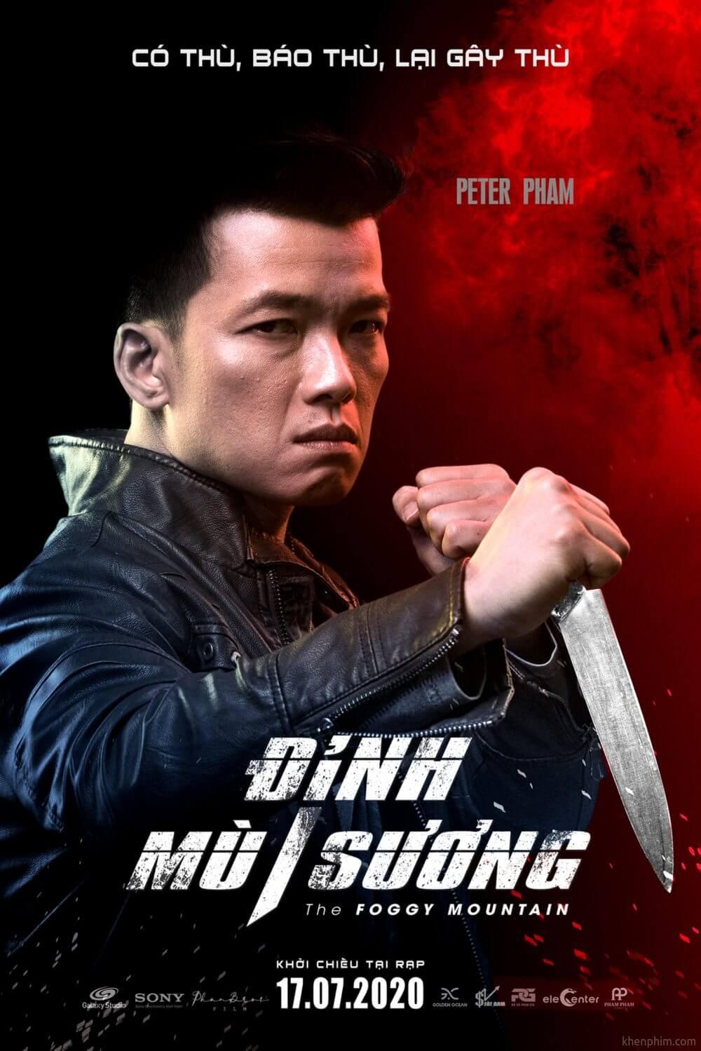 Peter Phạm trong vai Phi