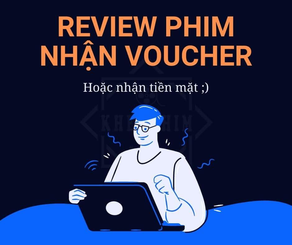 Ảnh minh họa chiến dịch kích thích review vào nhóm Khen Phim