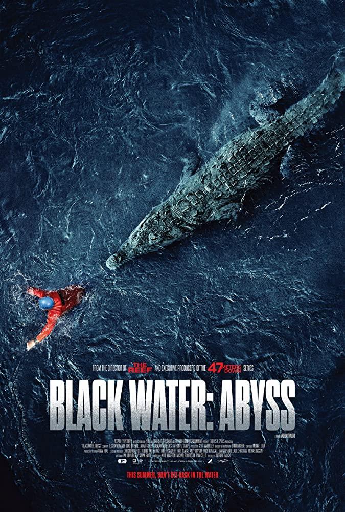 Poster phim Cá Sấu Tử Thần (Black Water: Abyss)