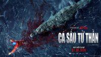 Banner review phim Cá Sấu Tử Thần (Black Water: Abyss)