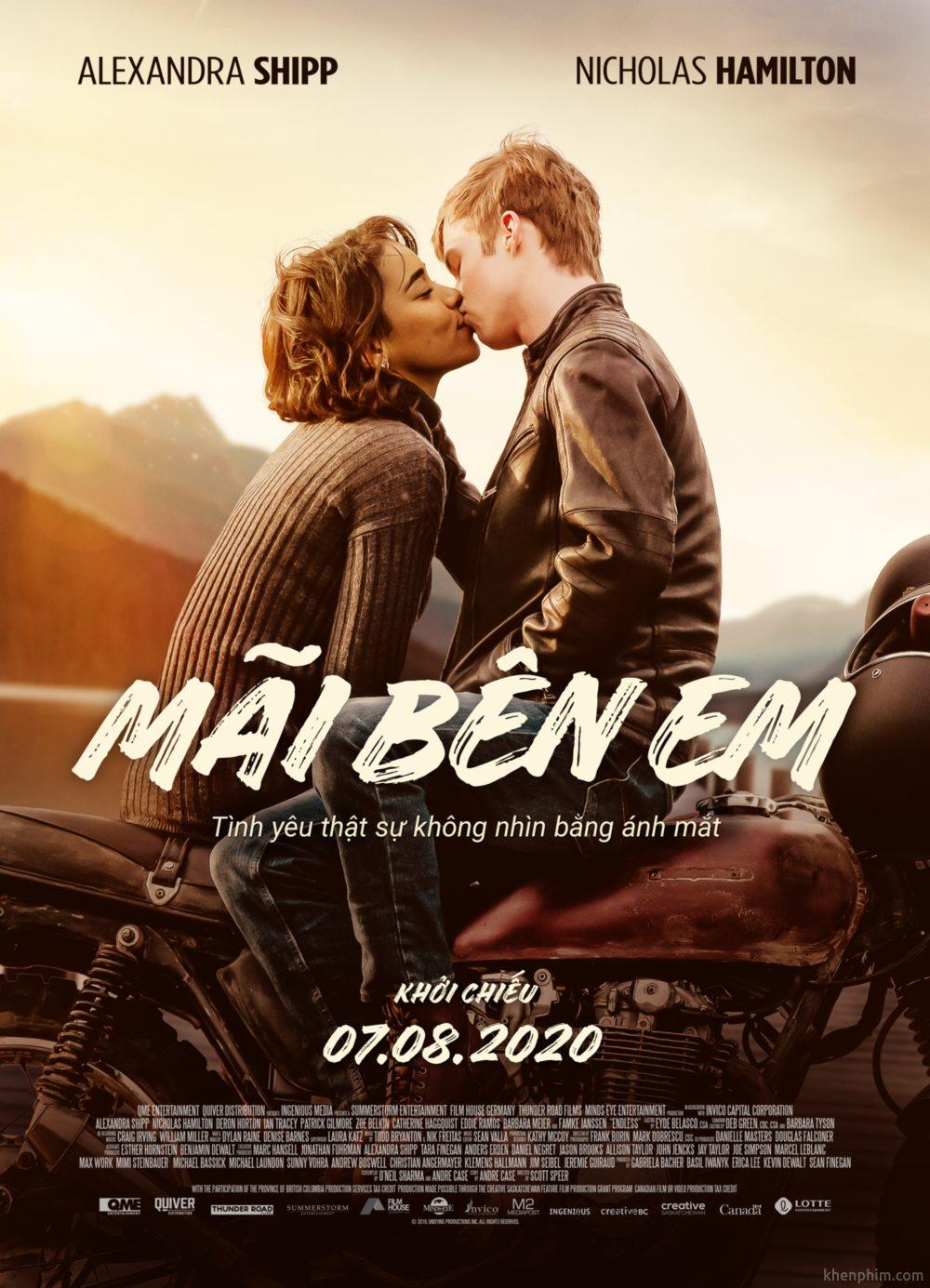 Poster phim Mãi Bên Em (Endless)