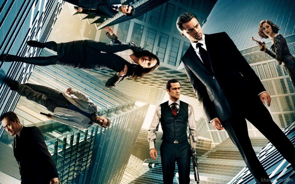 """Thế giới """"đảo lộn"""" là điều có thật trong phim Inception"""