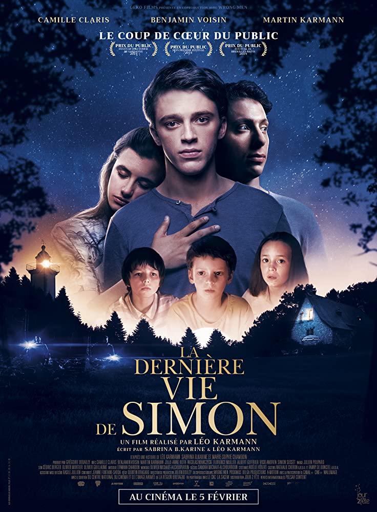 Poster phim Kẻ Cắp Nhân Dạng - Simon's Got a Gift