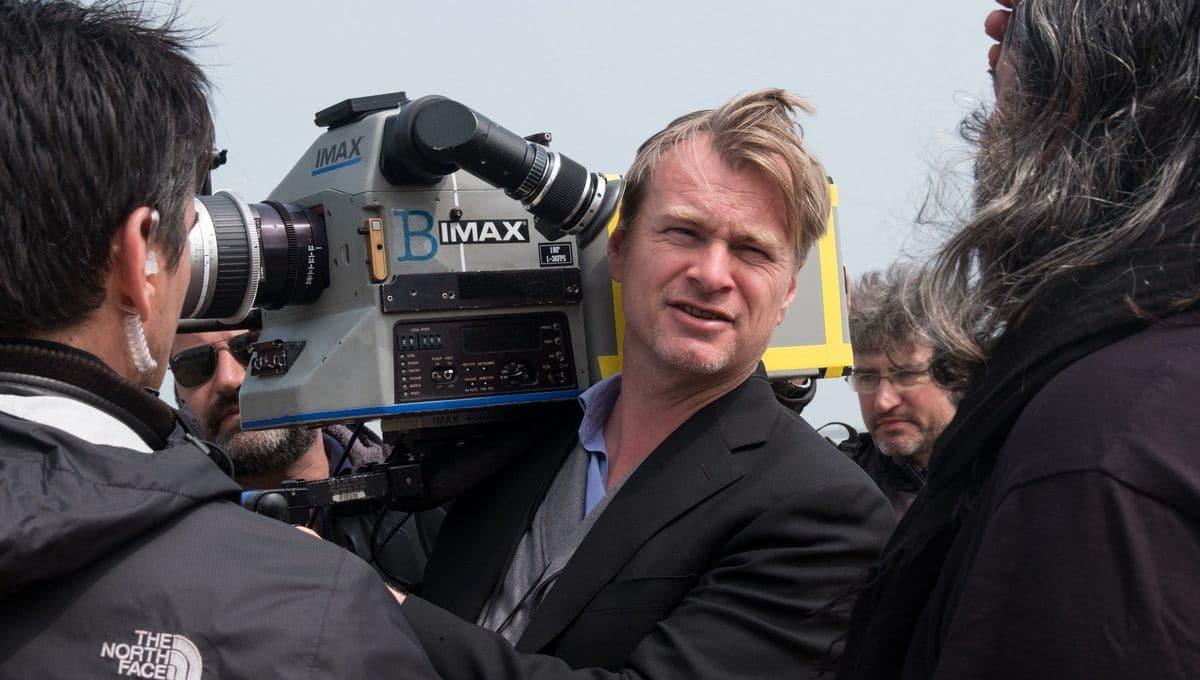 Gần như mọi cảnh quay của Tenet đều dùng máy quay IMAX