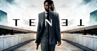 Banner review phim Tenet