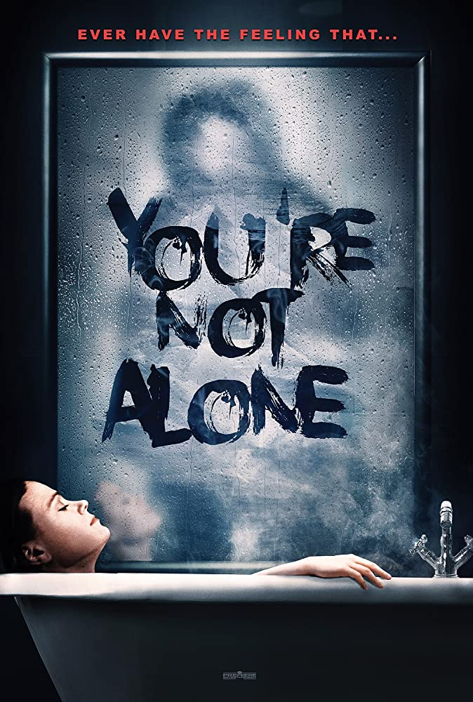 Poster phim Kẻ Ẩn Nấp (You're Not Alone)