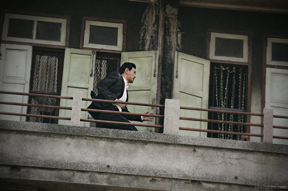 Nhân vật In-Nam do Hwang Jung-Min vào vai - Ác Quỷ Đối Đầu