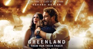 Banner bài đánh giá phim Greendland