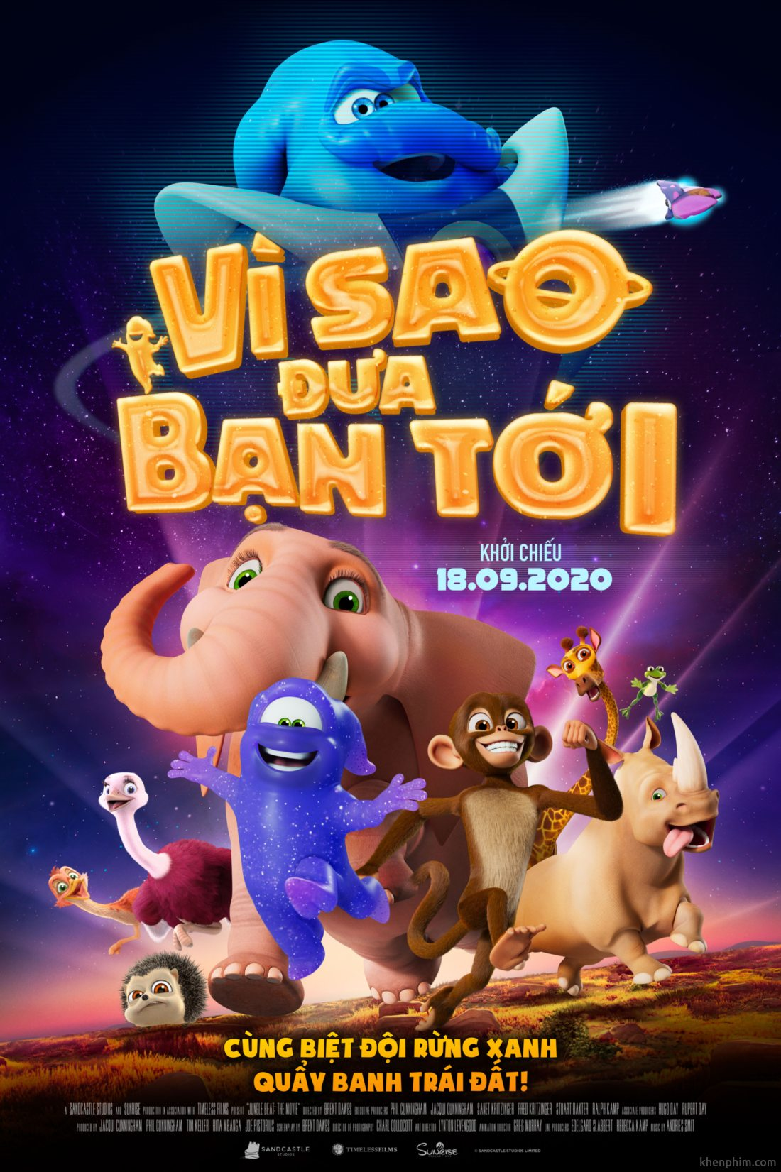 Poster phim Vì Sao Đưa Bạn Tới