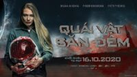 Banner bài review phim Quái Vật Săn Đêm (Sputnik)