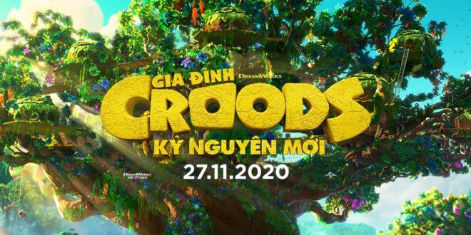 Review phim Gia Đình Croods: Kỷ Nguyên Mới: Cười muốn xỉu!