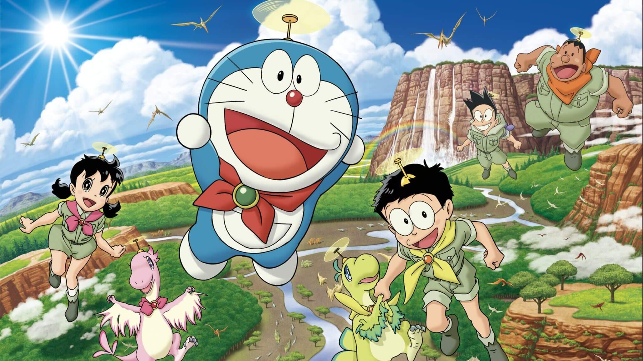 Phim Doraemon: Nobita Và Những Bạn Khủng Long Mới