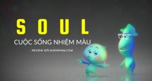 Banner bài review phim Soul (Cuộc Sống Nhiệm Màu)