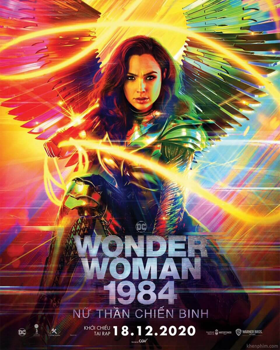 Poster phim Wonder Woman 1984